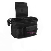 Stroller Organiser Bag - Universal Adjustable Strap - Quality Insulated Material