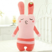 Creative Rabbit Plush Soft Toys Doll Pillow Pets Rabbits Sofa Chair Seat Cushions for Home Bedroom Decorations