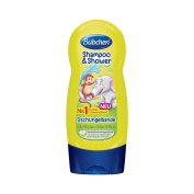 Bübchen Jungle Gang 230 ml Shampoo and Shower Baby Care