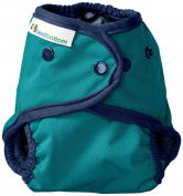 Best Bottom Cloth Nappy Shell-Snap, Under the Sea