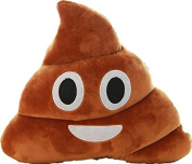 JACKY Mini Cute Emoji Emoticon Cushion Poo Shape Pillow Doll Toy Throw Pillow