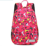 YAAGLE Nylon Boys and Girls Backpack Schoolbag Children Kindergarten Students Gifts for Kids
