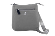 Shoulder belt man ARMATA DI MARE grey bag bandolier men pouch flat F633