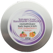 Natures Soap Body Sugar Scrub 100g