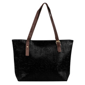 Chnli New Handbag Lady Shoulder Bag Totes Bags Women Hobo Bag,Black