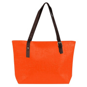 Chnli New Handbag Lady Shoulder Bag Totes Bags Women Hobo Bag,Orange
