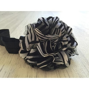 Tiger Black Hair Band. Froufrou Baby/Child
