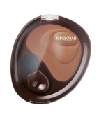 Deborah Milano Natural Blush in Shades of Brown, Pink and Red for a Light Matte Finish, 4.3g 1