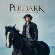 Poldark Official 2017 Square Calendar