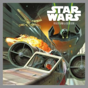 Star Wars Classic Official 2017 Square Calendar
