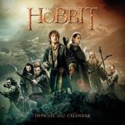 The Hobbit Official 2017 Square Calendar