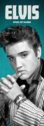 Elvis Presley Official 2017 Slim Calendar