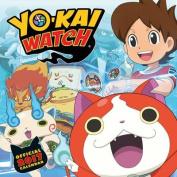 Yokai Watch Official 2017 Square Calendar