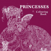 Princesses Colouring Book