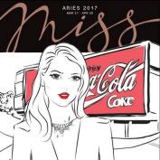 Miss Aries 2017 Calendar