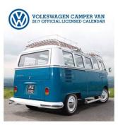 VW Camper Vans Official 2017 Mini Calendar
