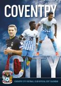 Coventry City Official 2017 A3 Calendar