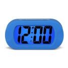 HENSE Large Digital Display Alarm Clock and Snooze/ Night Light Travel Alarm Clock and Home Bedside Alarm Clock HA30