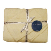 Luxury Eygptian Cotton Six Piece Towel Bale - Cream