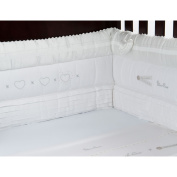 Silver Cross Handmade With Love Cot Bumper