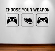 """RaDecal """"CHOOSE YOUR WEAPON"""" 