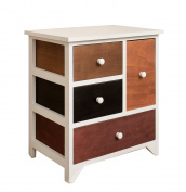 Rebecca srl Cupboard Chest of drawers ATLANTIC Urban style New design