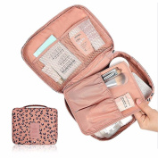 Ouneed ® Women Travel Pockettrip Clear Cosmetic Makeup Bag Toiletry Travel Kit Organiser