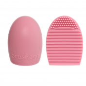 Brushegg - The Trendy Cleaning Accessory for Makeup and Cosmetic Brush