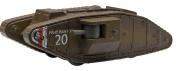 Corgi Mark IV Male Tank WWI Centenary Collection