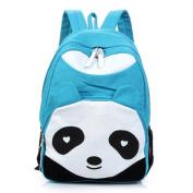 New Cute Ladies Girls Moire Canvas Satchel Rucksack Backpack Shoulder School Bag