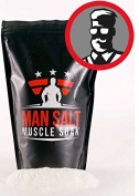 ManSalt Muscle Soak -Epsom Salt Bulk- - Best Bath Salts