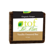 Organic Vanilla Oatmeal Bar Soap
