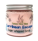 Sugar Scrub Soap Whipped Cream