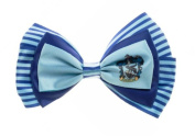 Harry Potter Ravenclaw Crest Stylish Hair Bow Tie Clip