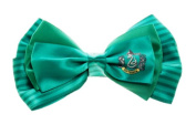 Harry Potter Slytherin Crest . Hair Bow Tie Clip