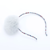 Peppercorn Kids Pompom Headband