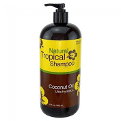 Measurable Difference Coconut Oil Natural Tropical Shampoo