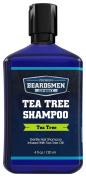 Beardsmen Spirit Tea Tree Hair Shampoo, 120ml