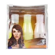 Raya Travel Set Shampoo, Conditioner & Hair Smoothing Cream