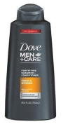 Dove Men+Care Fortifying 2-in-1 Shampoo and Conditioner - Thick And Strong - 750ml