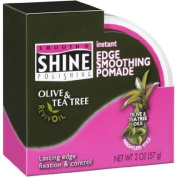 Smooth 'N Shine Instant Edge Smoothing Pomade, 60ml