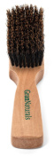 GranNaturals Men's Boar Bristle Hair + Beard Brush