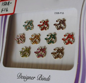 Exclusive Rich Diamond Studded Bindis For All Ocassions