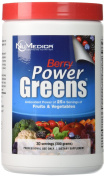NuMedica - Power Greens Berry - 30 Servings