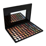 GAGA Fashion Professional 88 Colour Eyeshadow Makeup Palette,Matte and Shimmer