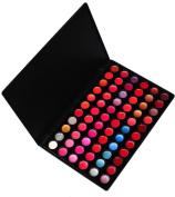 Amazing2015 66 Professional Colour Lip Gloss Lipstick Makeup Cosmetic Palette