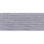 DMC Pearl Cotton Balls, Size 8, Pearl Grey