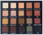Violet Voss x Laura Lee Eyeshadow Palette