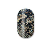 Minx Nails Shake Rattle & Roll Nail Decals Rattle Snake Skin