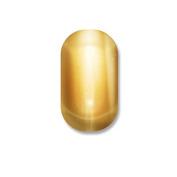 Minx Nails Gold Lightning Nail Decals Metallic Chrome
